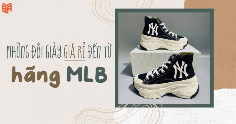 Giá tiền cực rẻ của những đôi MLB