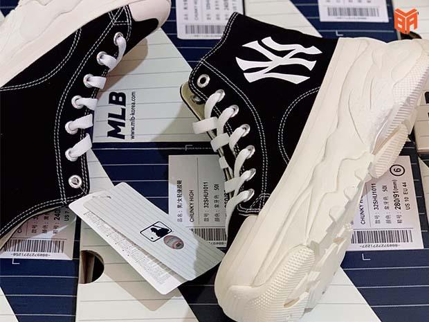 Đôi giày MLB cổ cao