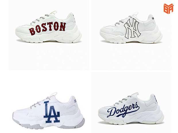 Mẫu giày thể thao MLB