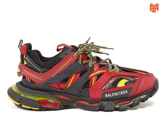 Balenciaga Track 3.0 Đỏ Đen