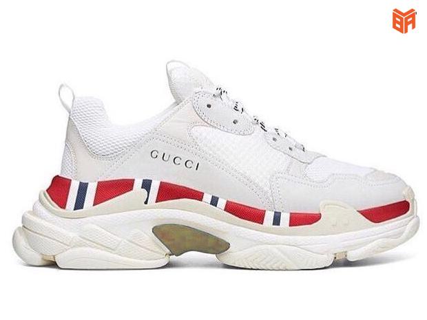 Balenciaga Triple S Gucci