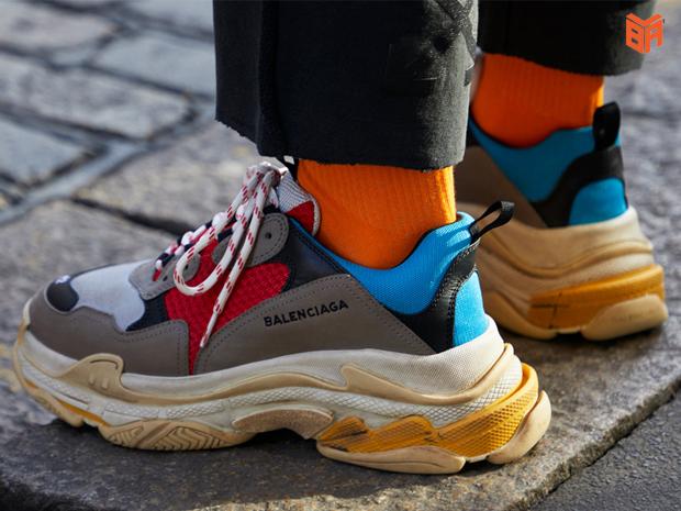 Mẫu giày Balenciaga
