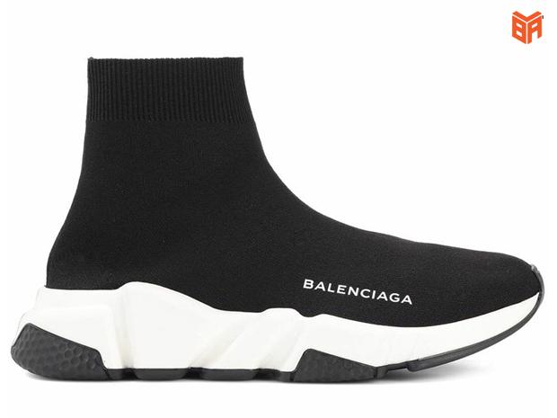 Giày Balenciaga nữ màu đen