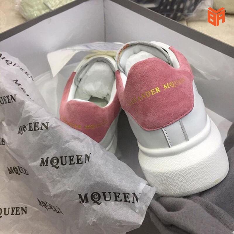 giày mcqueen gót hồng lakbay