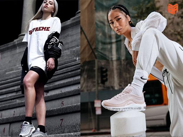 Phối đồ với giày Nike Air Max 97 thế nào để trở nên thu hút? - Lakbay.vn