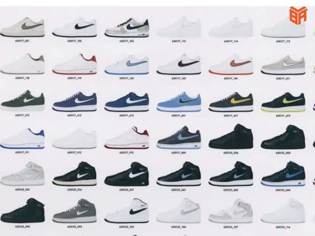 Chú ý trong việc lựa chọn kiểu giày