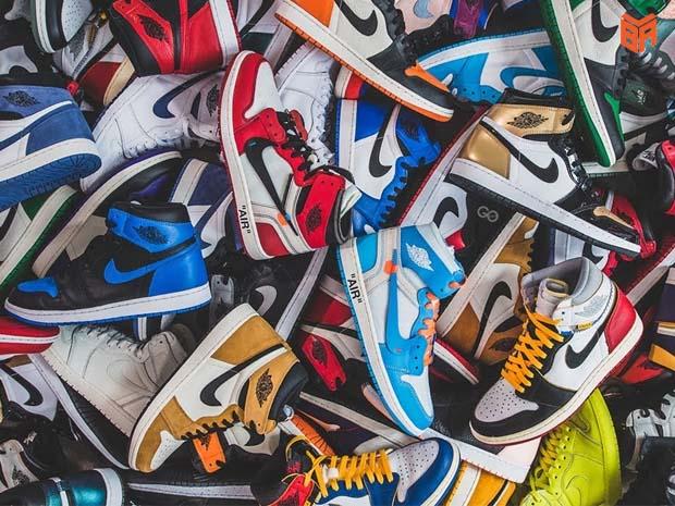 Chú ý lựa chọn kiểu giày và màu sắc