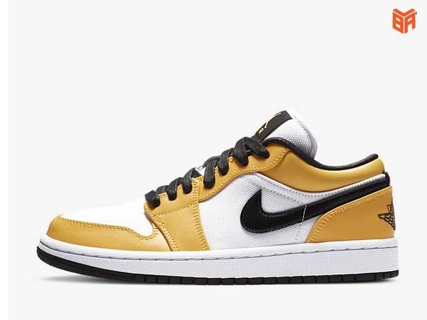 Jordan 1 Low Yellow