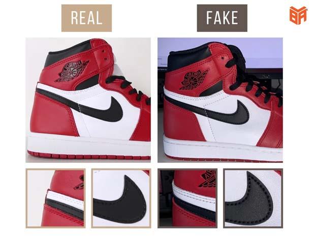 Check giày Jordan 1