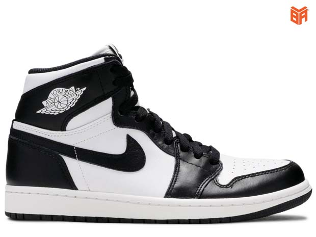 Jordan Retro High Og Black White