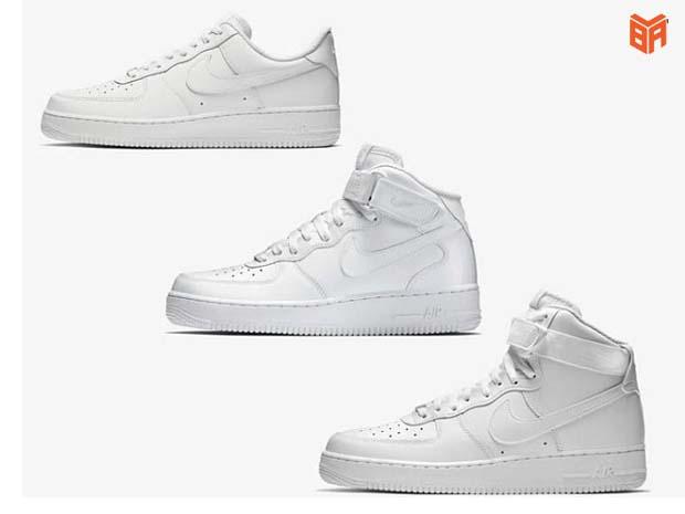 Chú ý lựa chọn kiểu giày