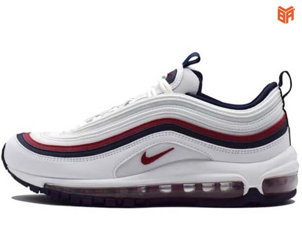 Nike AM97 Red White
