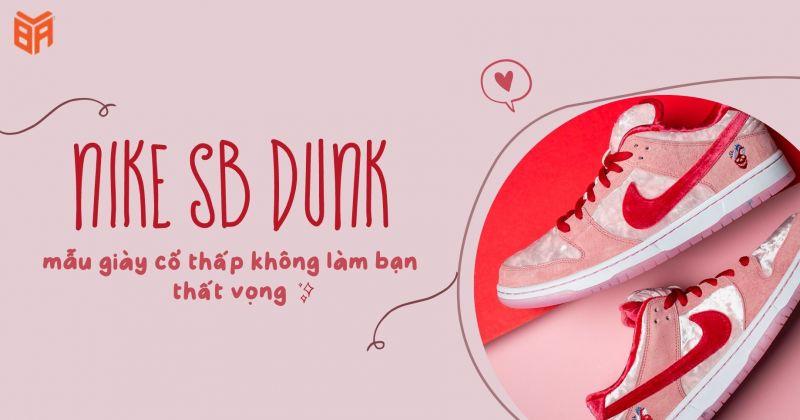 Đôi giày SB Dunk độc đáo của Nike