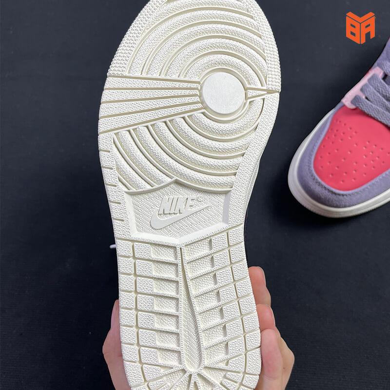 Nike Air Jordan 1 Low Canyon Rust - Đế