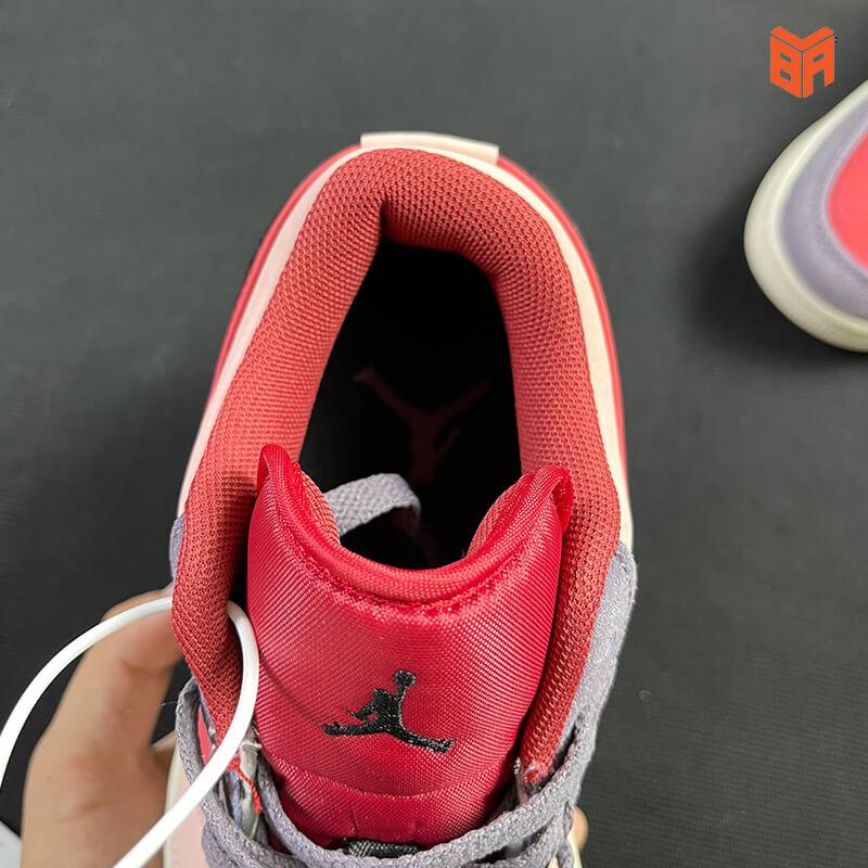 Nike Air Jordan 1 Low Canyon Rust - Bên Trong
