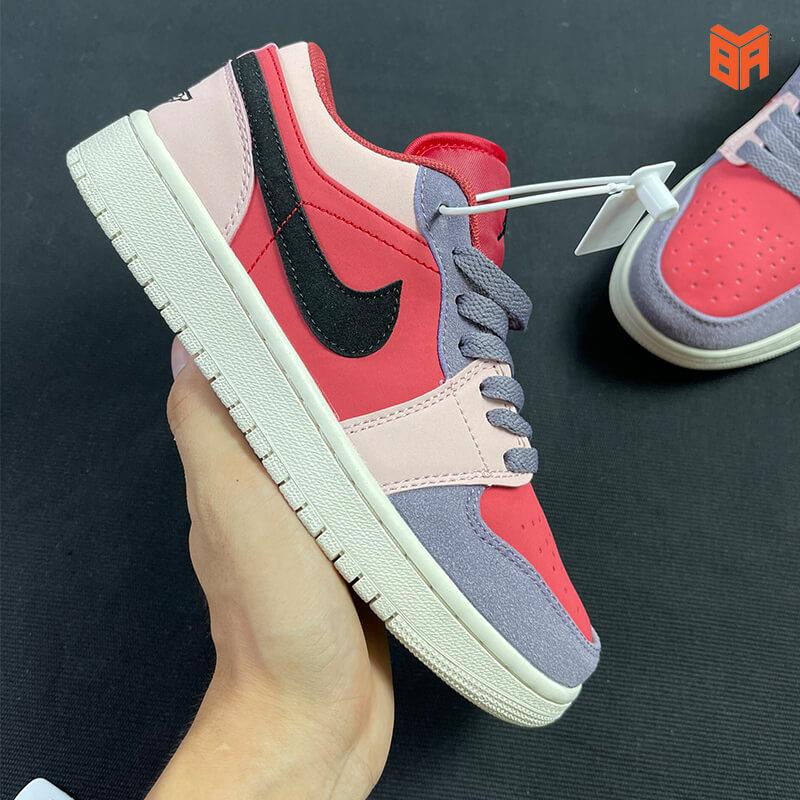 Nike Air Jordan 1 Low Canyon Rust - Logo