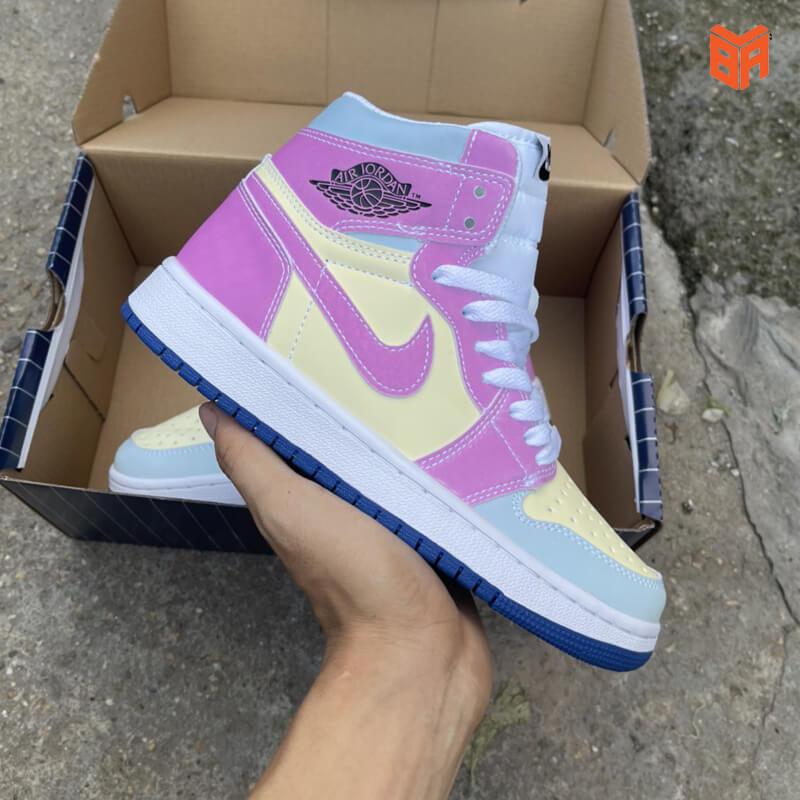 Nike jordan 1 đổi màu UV