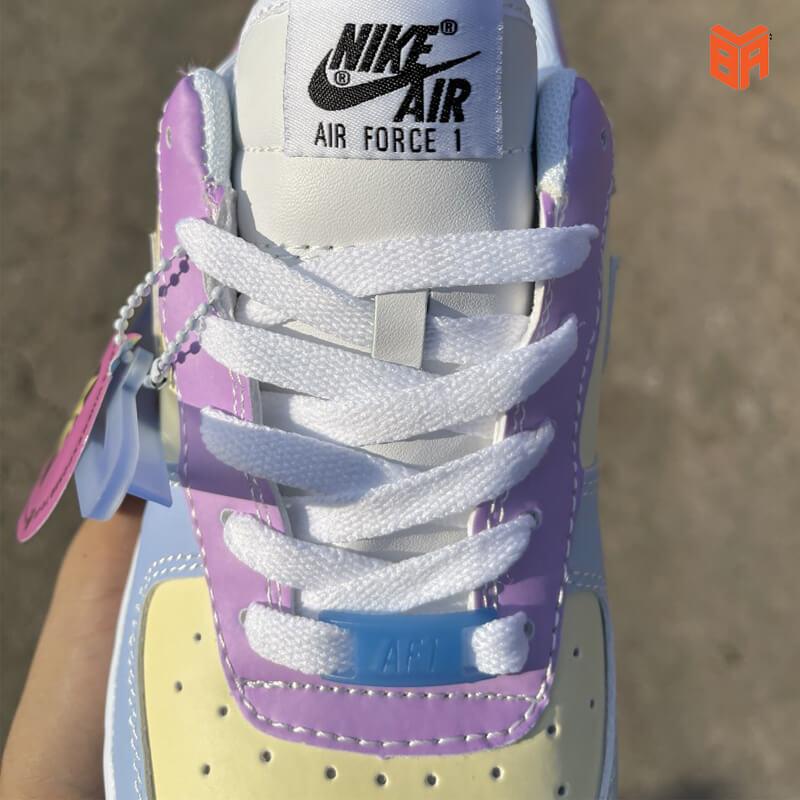 nike air force 1 đổi màu