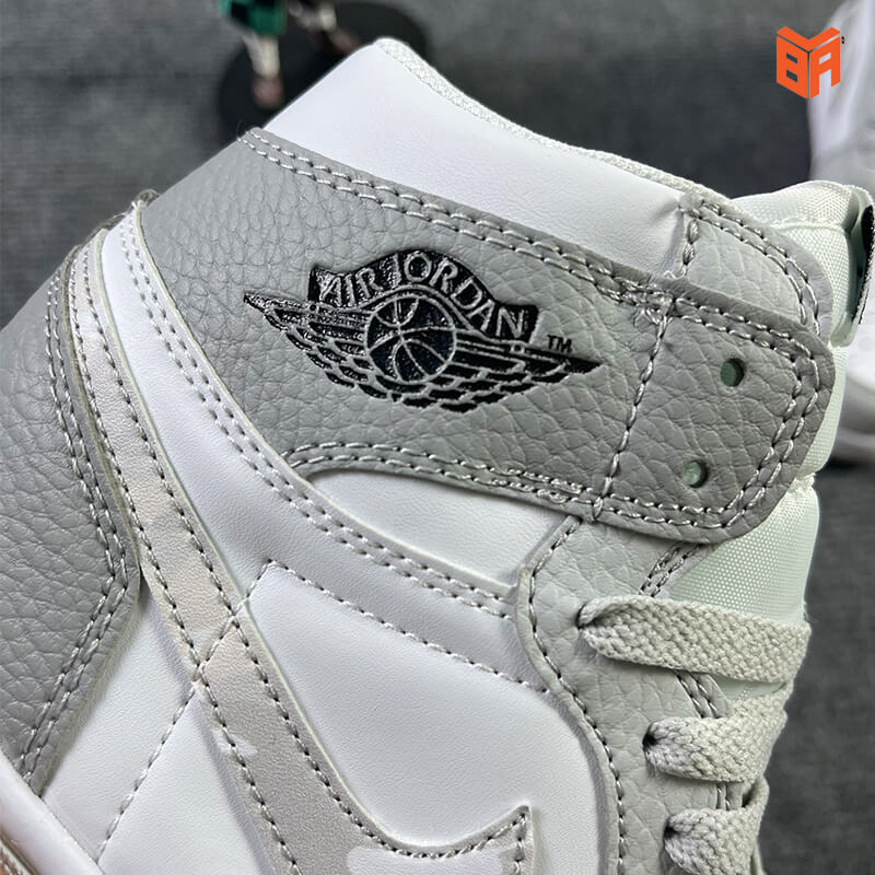 Nike Air Jordan 1 High Camo - Logo