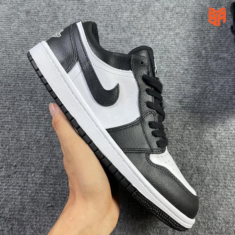 Nike Air Jordan 1 Low Panda Cổ Thấp