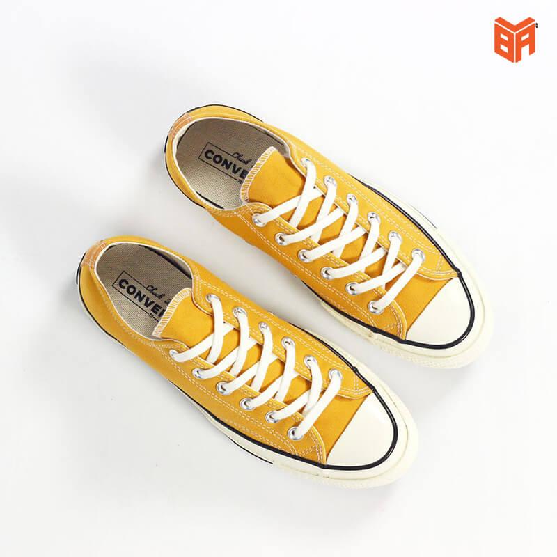 converse 1970s màu vàng cổ thấp