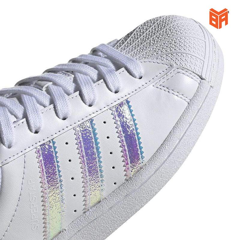 giày adidas superstar nữ chính hãng giá bao nhiêu