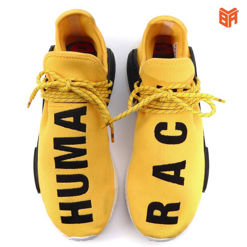 giày human vàng