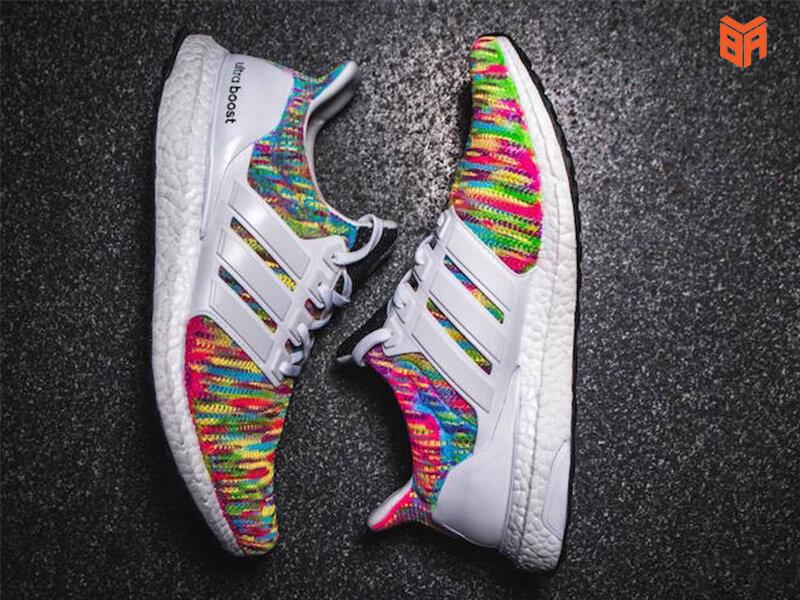 custom giày ultra boost