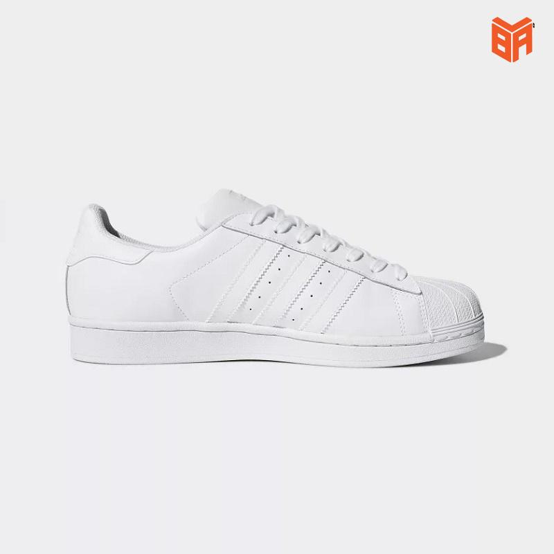 adidas superstar tem trắng dành cho các bạn