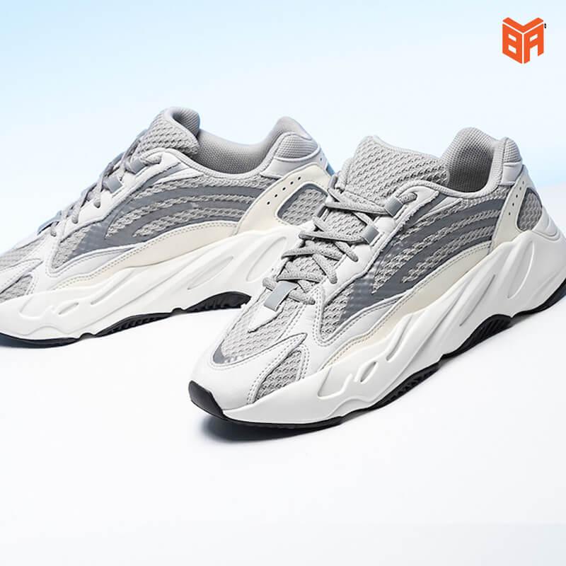 giày yeezy 700 static phản quang cực đẹp