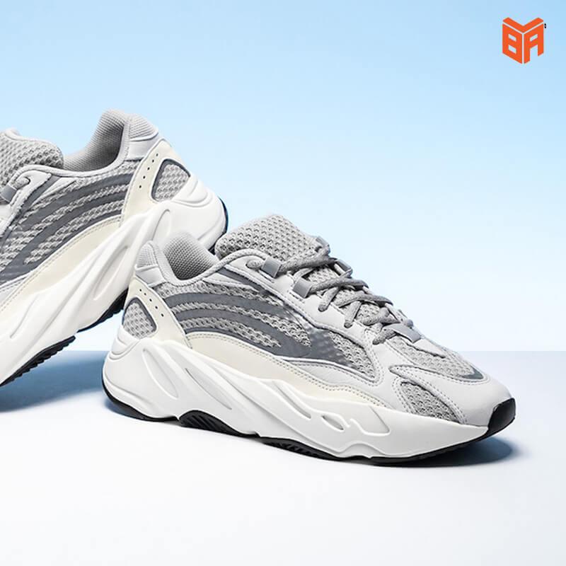giày yz700 full phản quang rẻ
