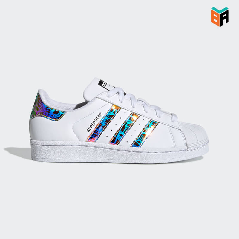 giày superstar 7 màu rep mới nhất