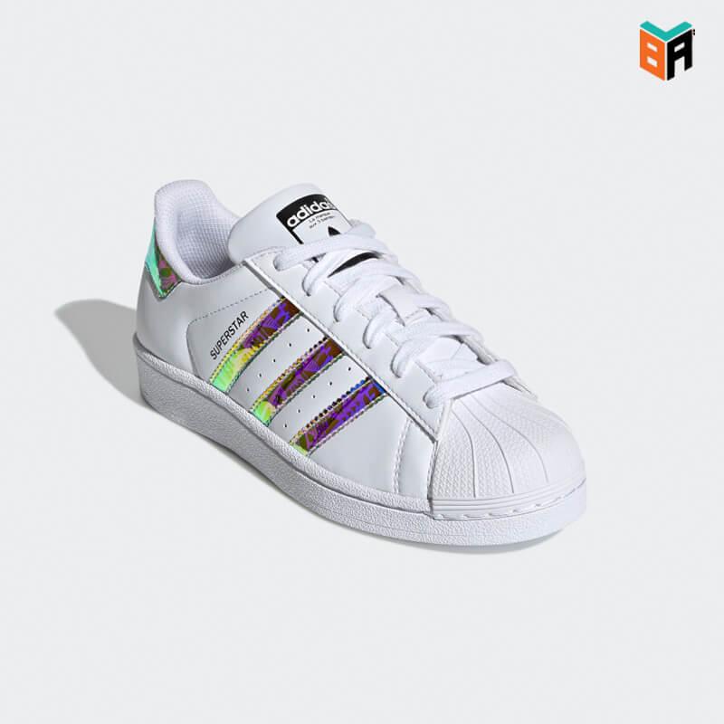 mẫu giày superstar 7 màu made in vietnam