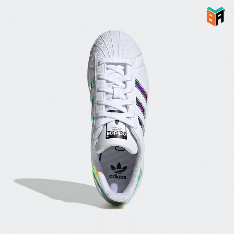 giày adidas superstar 7 màu fake 1 ở hà nội
