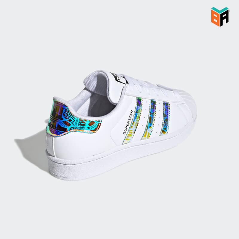 giày adidas superstar 7 màu vietnam đẹp nhất