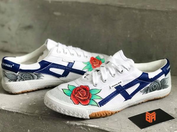 Custom giày Thượng Đình