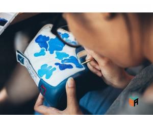 Dịch vụ Custom giày khoảng bao nhiêu tiền tại TP HCM và Hà Nội