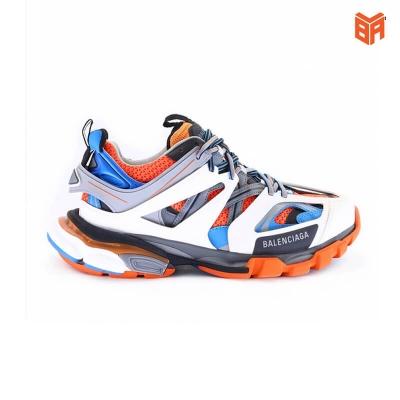 Giày Balenciaga Track 3.0 Màu Cam Xanh