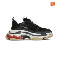 Giày Balenciaga Triple S Đỏ Đen