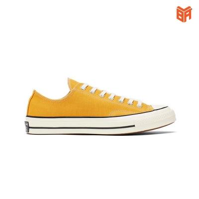 Giày converse 1970s vàng cổ thấp