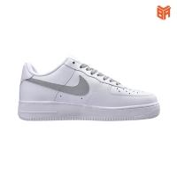 Nike Air Force 1 phản quang trắng