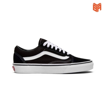Vans old skool đen