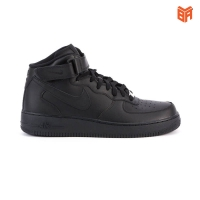 Giày Nike Air Force 1 Mid Black