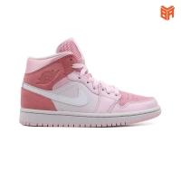 Giày Nike Jordan 1 Digital Pink/Hồng (Rep11)