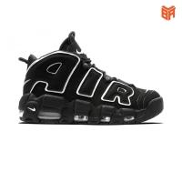 Giày Nike Air More Uptempo Black/Đen