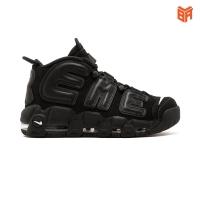 Giày Nike Air More Uptempo Supreme Black (Rep 1:1)