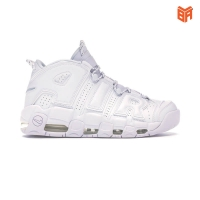 Giày Nike Air More Uptempo White/Trắng Full (Rep 1:1)