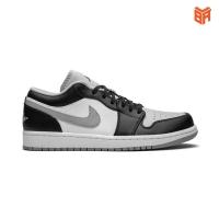 Giày Nike Jordan 1 Low Xám Đen (Grey Black) Rep 11