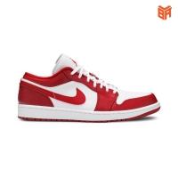 Giày Nike Jordan 1 Low Gym Red/Đỏ Trắng