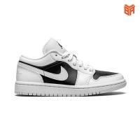 Giày Nike Air Jordan 1 Low Panda Trắng Đen Cổ Thấp (Rep 1:1)